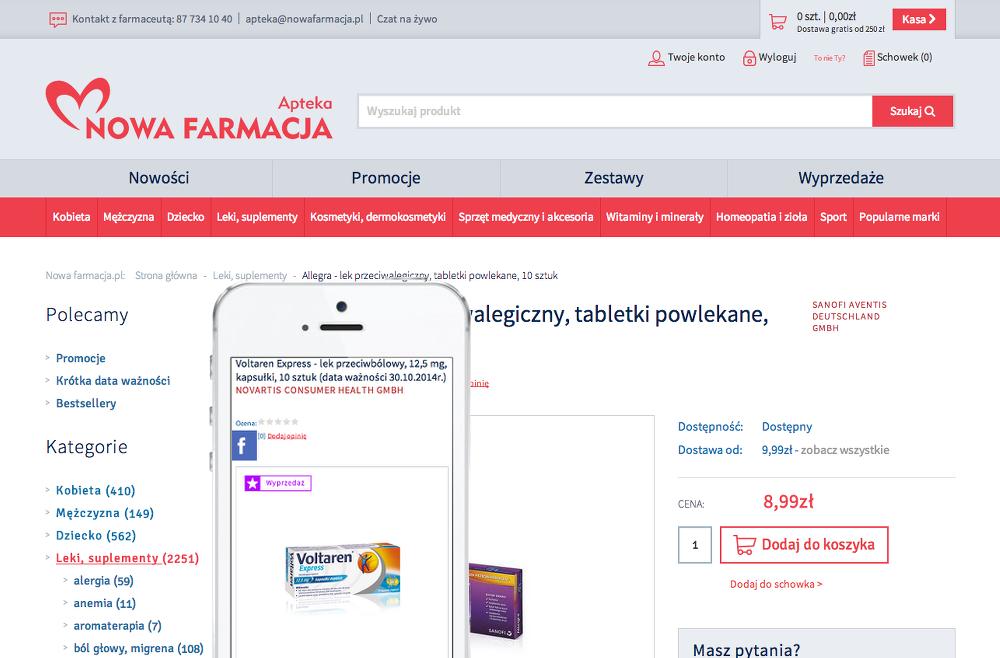 Nowa farmacja.pl